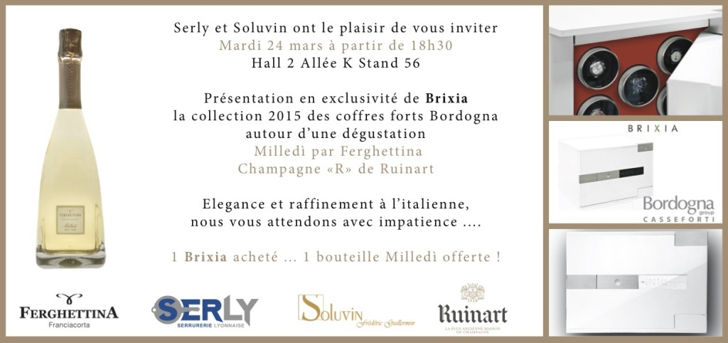 Invitation Brixia Milledi