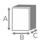 dimensions exterieures